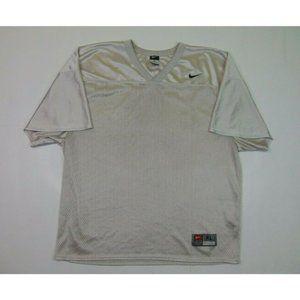 Vintage Nike Team XL Football Jersey Swoosh Mesh